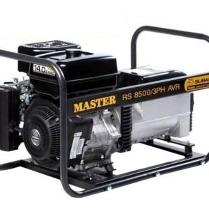 Τριφασική γεννήτρια Master RS 8500 3PH AVR