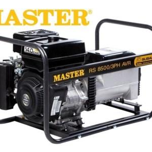 Τριφασική γεννήτρια Master RS 8500E 3PH AVR