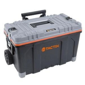 TACTIX- Τροχήλατη Εργαλειοθήκη Πλαστική (320302)