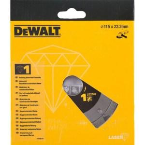 DEWALT DT3740 Διαμαντόδισκος Δομικών Υλικών 115mm