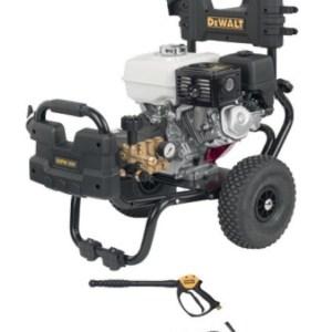 DEWALT DXPW009E Βενζινοκίνητο Επαγγελματικό Πλυστικό Υψηλής Πίεσης 8.4Hp 210bar