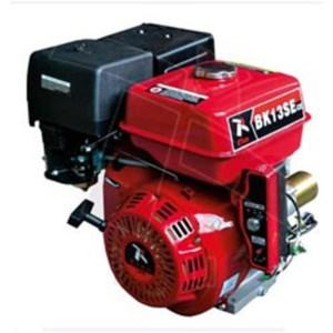 Plus BK65SE Κινητήρας Βενζίνης Με Μίζα (Σφήνα) 6.5hp (201.113)