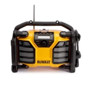 Dewalt DCR017 ΧR LI-ION ΚΌΜΠΑΚΤ ΡΑΔΙΌ DAB+ FM/AM, MP3, ΦΟΡΤΙΣΤΗΣ