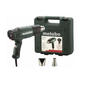 Metabo HE 20-600 Σετ Πιστόλι Θερμού Αέρα