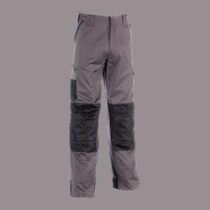 Herock Παντελόνι εργασίας Mars Γκρι/Μαύρο