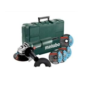 METABO W 750-125 SET Γωνιακός Τροχός