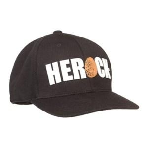 Herock Καπέλο Brutus Μαύρο